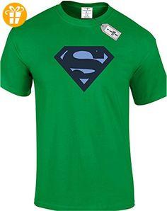 Eat Sleep Shop Repeat  T-Shirt, Grün, DSI580-A-T-42 (*Partner-Link)