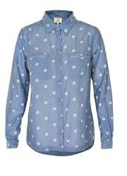 Denim Hunter Anita Dot Shirt 330,-kr. | Vuuh.dk