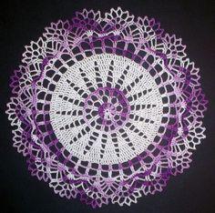 pineapple tablecloth crochet pattern free - Google Search