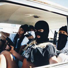 Gangsta babes