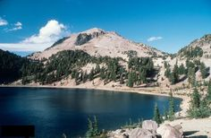 Mount Lassen  This is such a beauty spot and it does not get a lot of visitors.  We use to live by this place years ago.