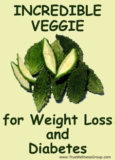 Bitter melon or bitter gourd, tastes extremely bitter and little bit pungent. Its fundamental benefits - slow down aging, help with weight loss and diabetes