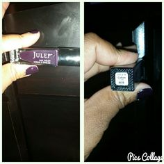 I'm jonesing on this Julep nail polish in Colon color