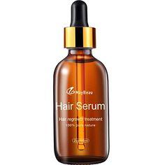 Hair Growth Serum, Unisex Oil (60ml) - Buy 2 Get 3rd 40% Off. - Brown