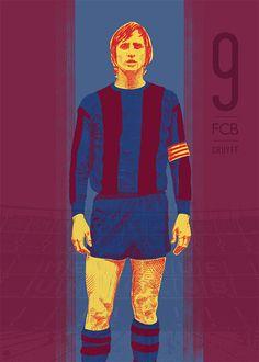 11 Series: Soccer Illustrations by Ty Palmer | Inspiration Grid | Design Inspiration