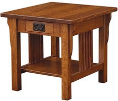 The Camden Mission End Table is made of hardwood and is timeless in any room. Shop Amish Outlet Store for up to 33% off retail prices on Amish crafted end tables.