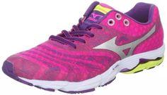 Tênis Mizuno Women's Wave Sayonara Running Shoe Pink #Tênis #Mizuno