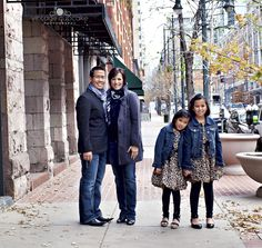 "urban dowtown family pictures | The ""V"" Family ~ Denver, Colorado Family Photographer"