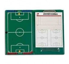 Goal Magnetic Soccer Clipboard - Green