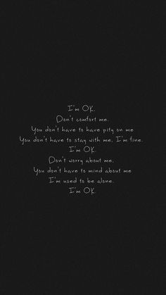 64 Ideas Wallpaper Quotes Love People For 2019 Im Okay Quotes, Hurt Quotes, Song Quotes, Words Quotes, Text Message Quotes, Fake Smile Quotes, Quotes Deep Feelings, Depression Quotes, Heartbroken Quotes