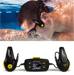 FINIS NEPTUNE REPRODUCTOR MP3 PARA NADADORES - The Trenders