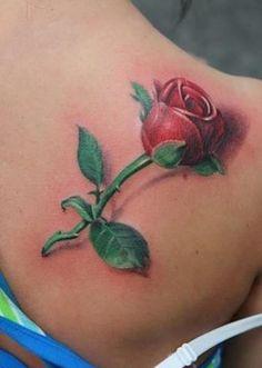 3-D Tattoo......... wow, my next tattoo!
