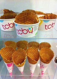 Waffle Cone or Cup? #WaffleConeWednesday