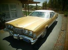 Image result for 1973 ford thunderbird