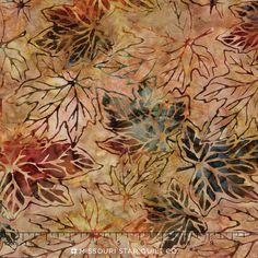 Artisan Batiks - Cornucopia Ochre Batiks Yardage - Lunn Studios - Robert Kaufman Dabu Print, Batik Prints, Robert Kaufman, Printable Paper, Textures Patterns, Textile Design, Fractals, Printing On Fabric, Polymer Clay