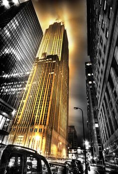 City - High Buildings (HDR image) / Related images => http://pinterest.com/pin/60728294946825668/