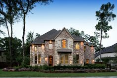 Woodson's Reserve - Executive Collection is an outstanding new home community in Spring, TX that offers a variety of luxurious home designs in a great location.