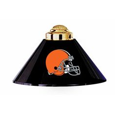 Cleveland Browns NFL 3 Shade Billiards Metal Lamp