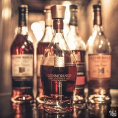 #WhiskyWednesday - The #Glenmorangie Signet.. At the end of the eighth century AD, on a windy peninsula in the far North East of Scotland, one of the most significant pieces of early European sculpture, the Hilton of Cadboll Stone, was being carefully carved by the Picts.  Centuries later, battered by time and half destroyed, the original stone was relocated to the National Museum in Scotland for safe keeping. The sculptor Barry Grove was commissioned to recreate the stone by hand with a…