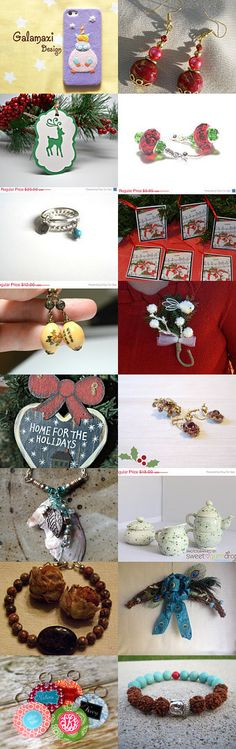 $20.00 and Under Gift Ideas by Linda on Etsy--Pinned with TreasuryPin.com