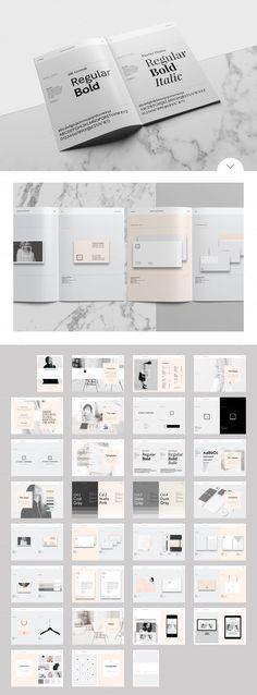 Studio Guidelines by Studio Standard on @creativemarket