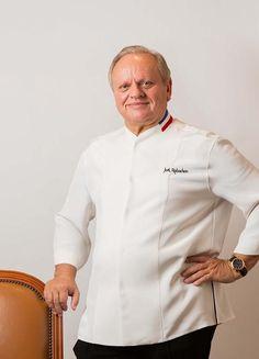 ジョエル・ロブション氏が築き上げたモダンフレンチの集大成シャトーレストラン ジョエル・ロブション
