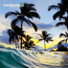 O mar tem poder de curar as feridas que a vida faz. #waves #ocean #beach #overboard