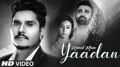Yaadan Lyrics in Hindi   Kamal Khan