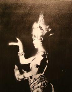 Khmer Apsara Dancer - Ray Ferrer