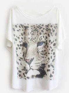 Women's Fashion Loose Cotton Batwing Sleeve Print T-Shirt Summer Tee Blouse Tops Batwing Sleeve, T Shirts For Women, Clothes For Women, Casual T Shirts, Printed Shirts, Jeans, Shirt Style, Ideias Fashion, Women's T Shirts