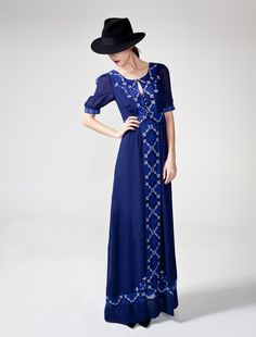 want badly.  Alice by Temperley *Beatrice* dress in blue~
