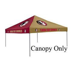 Logo Chair Florida State Seminoles NCAA Pinwheel Canopy LCC-136-45 by Logo.  sc 1 st  Pinterest & ShelterLogic 10x20 8-Leg Polyester Canopy 1-3/8