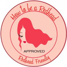 'Redhead Friendly' Beauty Products
