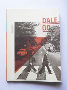 dale magazine by ale román, via Behance