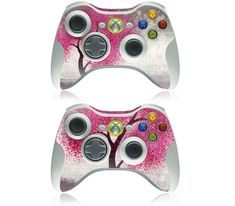 Bloom by Lawrence Yang for the Xbox 360 Controller  So lovely! I'd almost be too afraid to use it 'cause I wouldn't want to destroy it... almost. I'd probably get two so one could just be looked at haha.