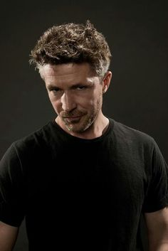 Aiden Gillen (Game of Thrones and The Wire).