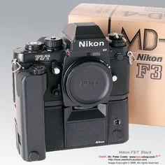 Nikon F3/T (Black), 1985