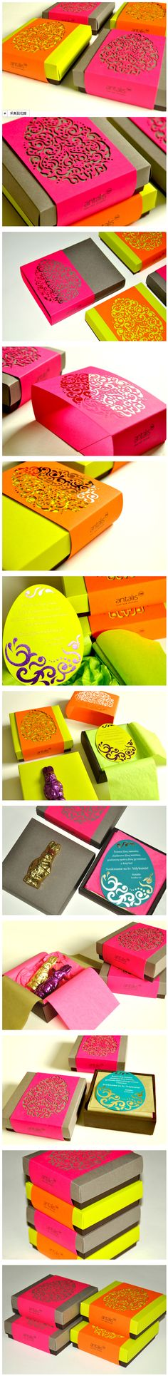 Easter Gift Package on Packaging Design Served. - a grouped images picture - Pin Them All