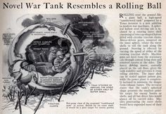 olling Ball Tank...