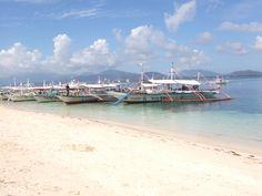 the beautiful island of Palawan, Philippines