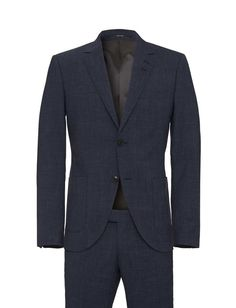 LAMONTE 5 SUIT in Light Ink from Tiger of Sweden