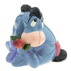 Eeyore Collectibles | Disney Cookie Jar -- Eeyore Jar -- Winnie the Pooh