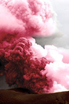 rose clouds