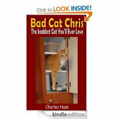 Amazon.com: Bad Cat Chris: The Baddest Cat You'll Ever Love eBook: Charles Huss: Kindle Store