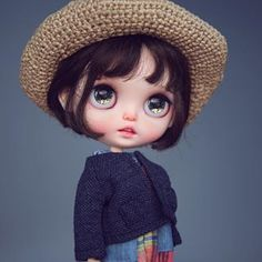 How You Can Find The Toys That Will Be Loved. Blythe Dolls, Girl Dolls, Cute Baby Dolls, Dream Doll, Doll Costume, Doll Face, Big Eyes, Doll Accessories, Beautiful Dolls