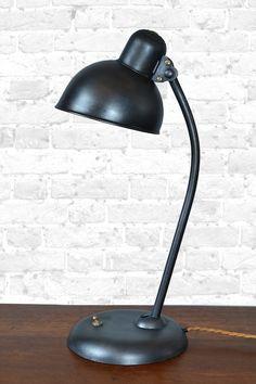 Original vintage Bauhaus Kaiser Idell 6556 Desk Lamp; We collect similar ones – Only/Once – www.onlyonceshop.com