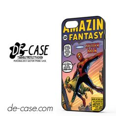Amazing Fantasy Spiderman DEAL-682 Apple Phonecase Cover For Iphone SE Case