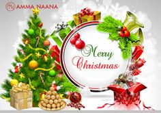Celebrate this Christmas with Sweets from AmmaNaana Departmental Store Merry Christmas (Christmas Tree)