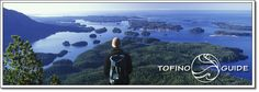 A stellar view from Lone Cone, and great website for information on all things Tofino.