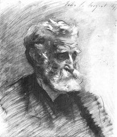 John Singer Sargent's Edward Augustus Silsbee